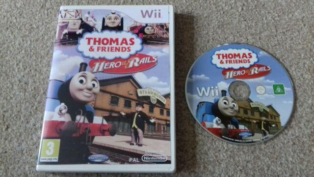 Nintendo Wii Game thomas & friends hero of the rails