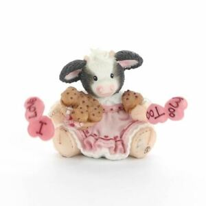 Marys-Moo-Moos-Vintage-Valentine-039-s-Day-Figurine-You-039-re-My-Love-Muffin-468835