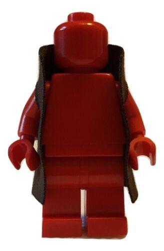 per gli accessori LEGO MINIFIGURES Marrone Trench corto