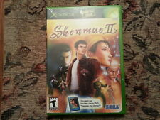 (VERY RARE, BRAND NEW SEAL!) SHENMUE 2 ON XBOX