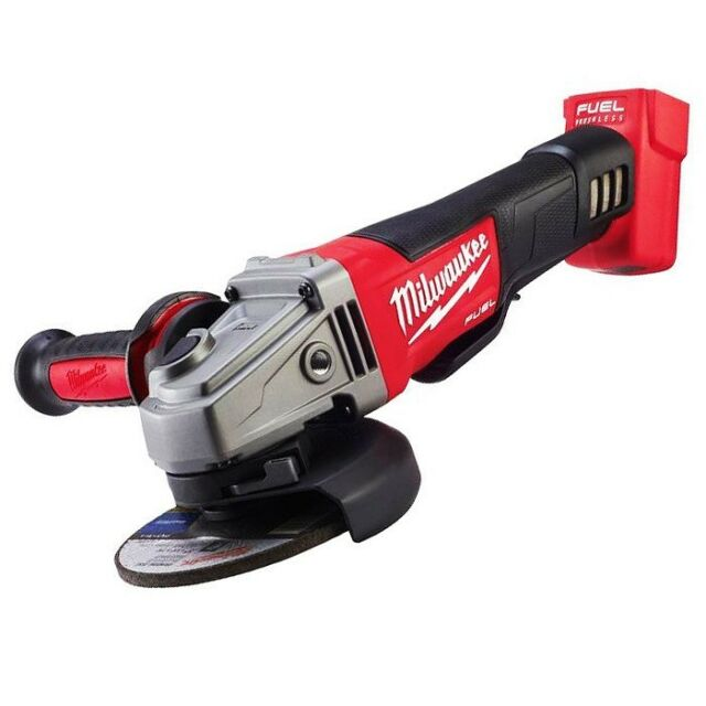 Milwaukee M18CAG125XPD- 18V Li-Ion Cordless Fuel 125mm (5