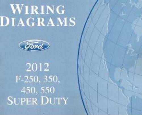 informafutbol.com Other Car Manuals Automotive 2012 Ford F250 F350 ...