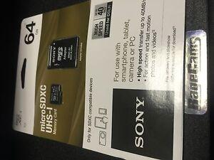 Sony-64gb-Micro-SDXC-UHS-I-Memory-Card-64-GIG-SR64UYA-TQMN-for-GoPro-Hero4-Black