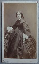 Photo Carte de Visite Cdv Par Carjat Paris Vers 1860