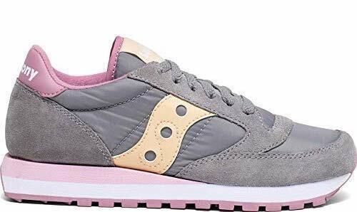 Saucony Jazz Original Original Original mujer Grigie Gialle rosado zapatos Scarpa 1044 515  mejor opcion
