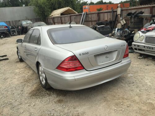 Details about  /2004-2006 Mercedes-Benz W220 S500 S600 S430 S55 CL500 CL55 Radio Amp BECKER