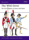 The Wild Geese by Mark McLaughlin (Paperback, 1980)