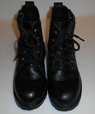 Harley Davidson Cimarron Motorcycle Leather Women's Size 6.5 Boots