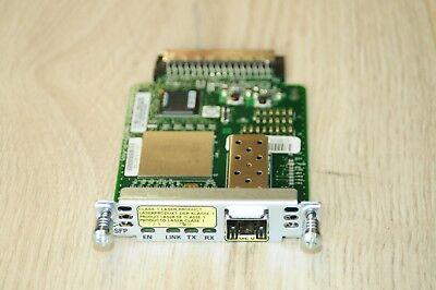 Cisco HWIC-1FE Single Port Ethernet Network Interface Card 1YrWty TaxInv