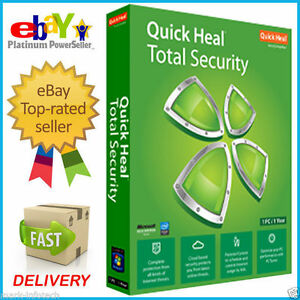 Quick Heal Total Security 2 USER (PC) 3 YEAR QuickHeal 2017 windows 10 Support