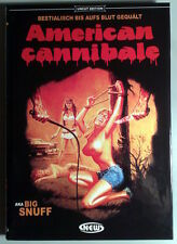 SNUFF AMERICAN CANNIBALE - DVD New