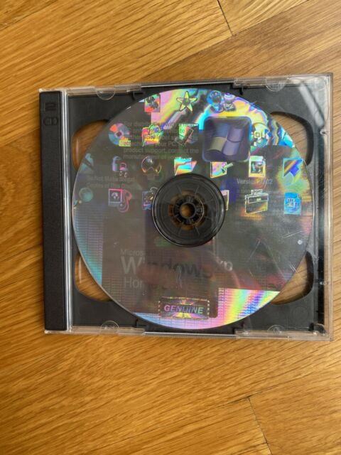 Microsoft Windows XP Home Edition Sp3 With Disc COA and CD ...