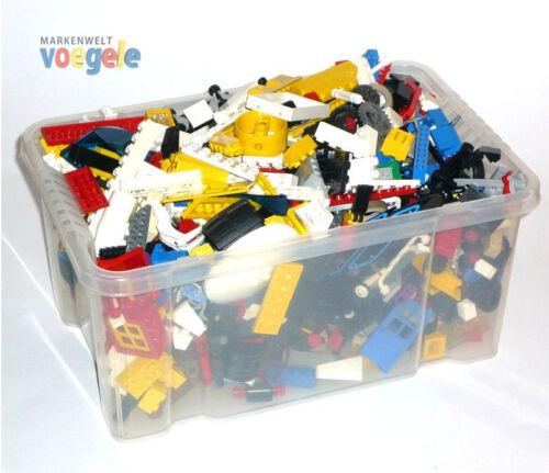 Steine Räder 31,80 € pro kg 0,5 kg  LEGO® ca.350 Teile LEGO Kiloware Platten