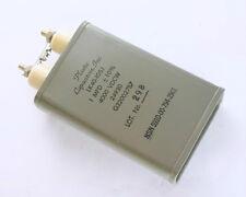1uF 4000V Hermetically Sealed Oil Paper Filter Capacitor 1mfd 4KV DC 4,000