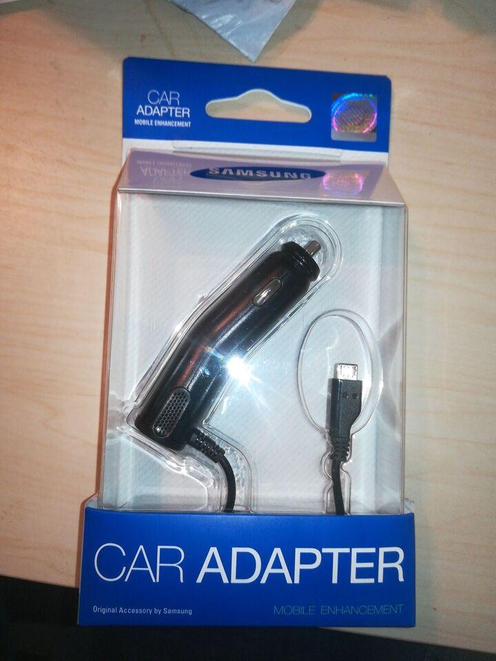 Billader, t. universal, Original Samsung ACADU10CBE