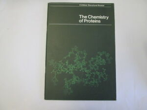 Good-The-Chemistry-of-Proteins-A-Unilever-Educational-Booklet-Advanced-Seri