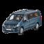 MERCEDES Benz W 447-V classe Blu 1:43 NUOVO OVP