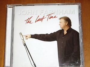 JOHN-FARNHAM-CD-039-THE-LAST-TIME-039-2002-VGC