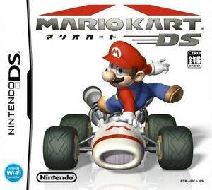 Nintendo-DS-Spiel-Mario-Kart-DS-JAPAN-Modul