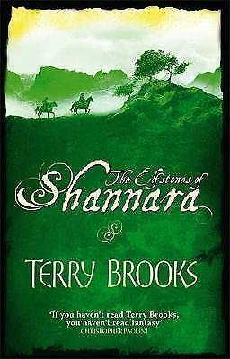 Brooks, Terry, The Elfstones Of Shannara: The Shannara Chronicles, Very Good Boo