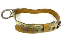 Miller 123n Linemans Belt Utility Pole Climbing Safety Belt 48 Long Used