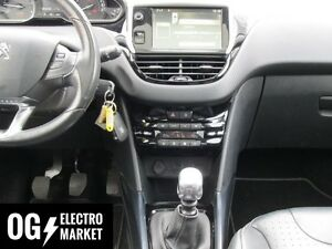 peugeot 2008 gps navigation system set radio sat nav smeg ebay. Black Bedroom Furniture Sets. Home Design Ideas