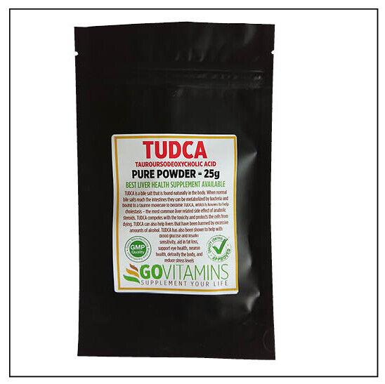 Best Seller Tudca Polvere Pura-get 50g (2 X 25g) Per £ 79.10 - Protezione Del Fegato