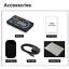 """A8 Car HUD Head Up Display OBD II OBD2 Auto Gauge 5.5/"""" Dash Screen Projector AS"""