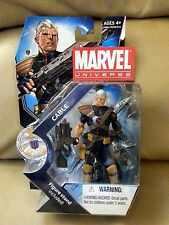 MARVEL UNIVERSE SERIES 3 #007 CABLE 3.75 INCH FIGURE MOC!!!