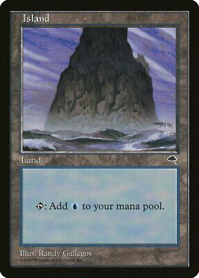 Island Tempest NM Basic Land MAGIC THE GATHERING MTG CARD ABUGames C