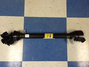 Slip Clutch Pto Shaft New For Most All 5 Amp 6 Rotary