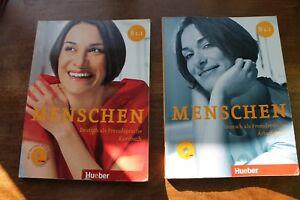 MENSCHEN-B1-1-Dig-Unterrichtspaket-LIBRO-CUADERNO-PERFECTO-ESTADO