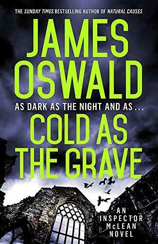 Cold as the Grave: Inspector McLean 9 (The Inspector McLean ... by Oswald, James