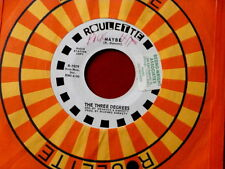 THREE DEGREES~ MAYBE~ NEAR MINT~ RARE PROMO~ COLLAGE~ KILLER TWO SIDER~~ SOUL 45