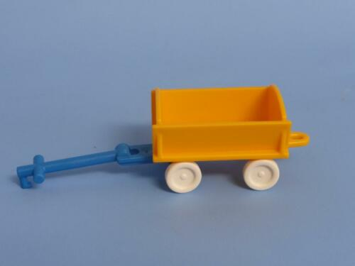 Playmobil Toy Hand Cart//Trolley//chariot pour enfants FIGURE NEW