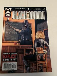 Black-Widow-Pale-Little-Spider-3-August-2002-Marvel-Comics-GREG-HORN-COVER