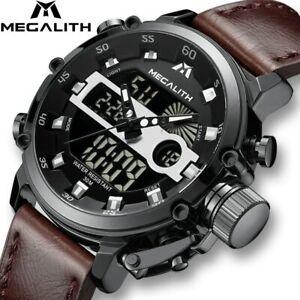 Reloj-DE-CUARZO-Digital-LCD-para-hombre-Moda-deporte-Venta-Impermeable-Pro-laessig