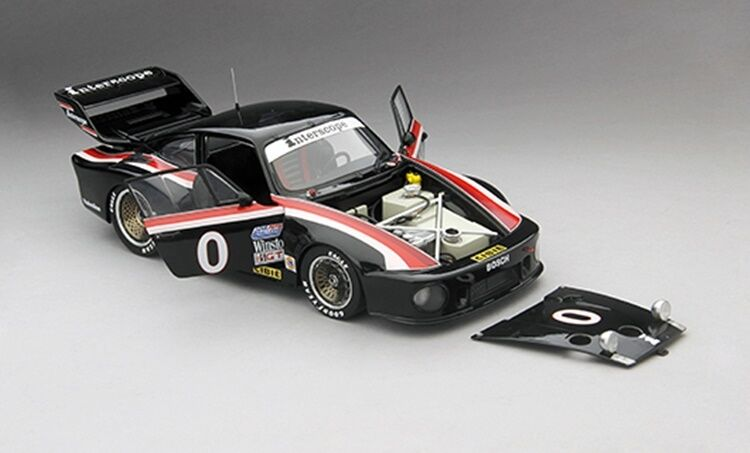 Porsche 935 Turbo Winner Daytona 1979 #0 Ongais Haywood TrueScale TSM New 1:18 | Supérieurs Performances