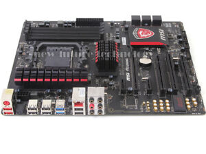 Details about MSI 970 GAMING Motherboard MS-7693, Socket AM3+, AMD 970  Chipset, DDR3 Memory