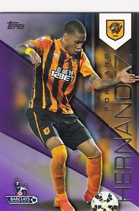 2014 Topps Premier Gold Abel Hernandez Hull City Purple 2650 - <span itemprop='availableAtOrFrom'>Castleford, United Kingdom</span> - 2014 Topps Premier Gold Abel Hernandez Hull City Purple 2650 - Castleford, United Kingdom