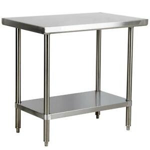 Stainless Steel Table Work Bench Catering Table Kitchen Top Ft To Ft - 6 ft stainless steel table