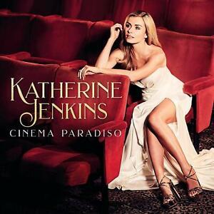 KATHERINE-JENKINS-CINEMA-PARADISO-CD-Sent-Sameday
