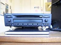 BMW PROFESSIONAL ALPINE CD 73 CAR RADIO 1 3 SERIES (VGC)