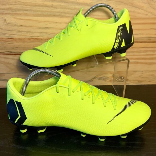 Nike Mercurial Vapor IX FG Soccer Cleats ACC Men's Size 9 Made In Italy