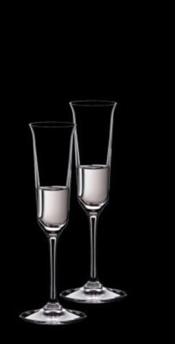 2 RIEDEL VINUM grappa 6416//70 new grappa glass 1st choice