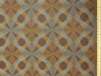Crypton® Sunbury Textiles Large Contemporary Abstract Geometri Upholstery Fabric