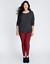 LANE-BRYANT-Flower-Embellished-Sweater-Women-039-s-Plus-22-24-Wool-Blend-3x thumbnail 2