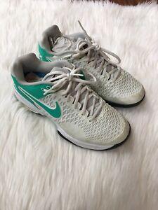 Negociar adoptar Caballero  Nike Air Max Dragon Cage Teal Blue White Size US 7.5 Ortholite Shoes  Women's | eBay