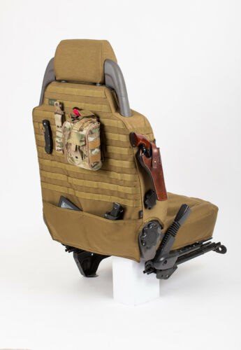 Land Rover Discovery 2 II She-wolf seat covers MOLLE system Cordura
