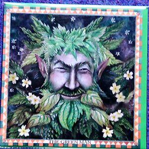 Wendy andrew pagan greetings card love green man wicca birthday yule image is loading wendy andrew pagan greetings card love green man m4hsunfo